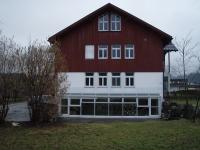 Pfadfinderheim - Außenansicht