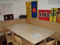 Pfadfinderheim - kleiner Gruppenraum
